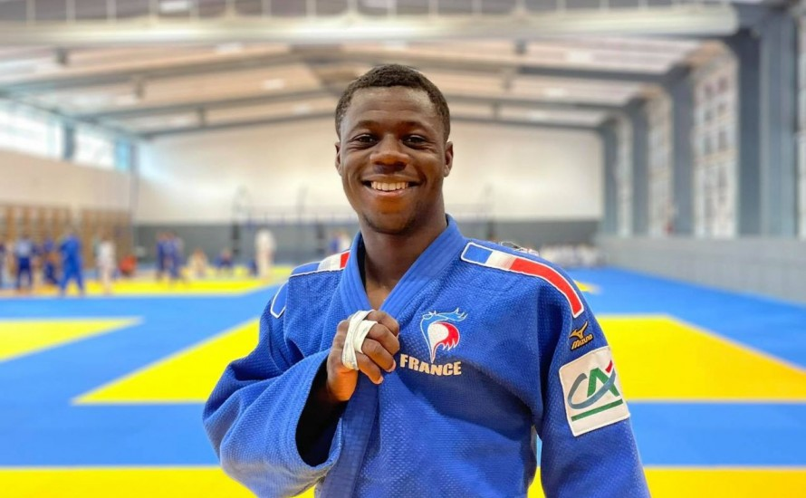 1ère sélection en Equipe de France pour Mathis AMON